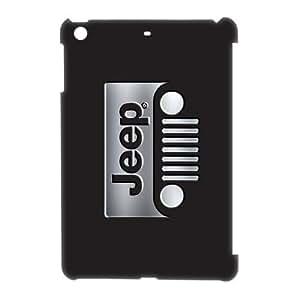 Funny Jeep Car Logo Ipad Mini Slim-fit Hard Plastic Case