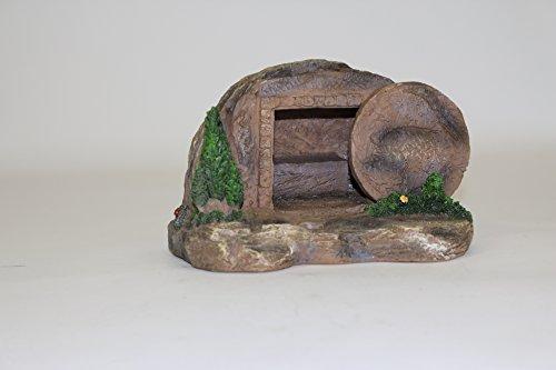 LED Lighted Resurrection Tomb [50626]
