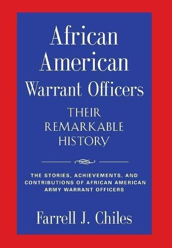 Books : African American Warrant Officers - Their Remarkable History