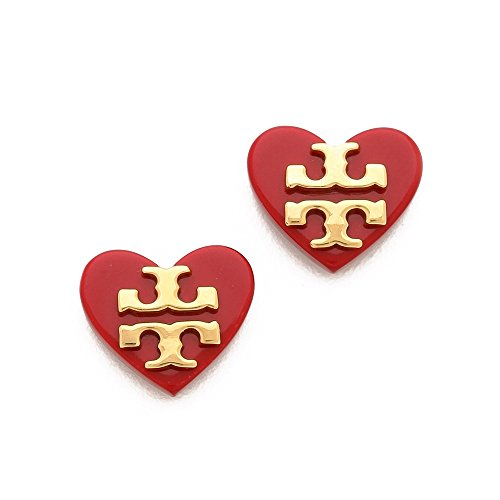 Tory Burch Tilsim Heart Earrings product image