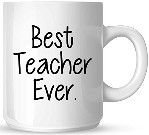 Best Teacher Ever Ceramic One Sided product image