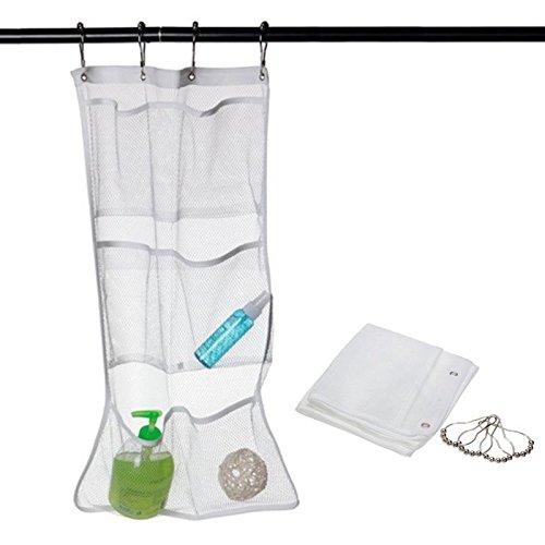Glamorway 6 Pocket Bathroom Hanging Organizer product image
