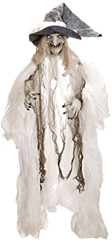 Morris Costumes Hanging Witch 60 inch Large Halloween -