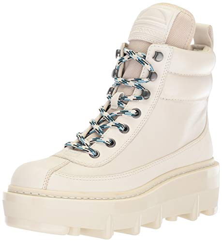 Shay Wedge Hiking Boot Ankle, White, 37 M EU (7 US) ()