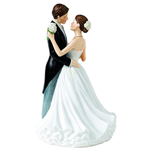 (Royal Doulton Occasions Wedding Day Figurine, 7.3