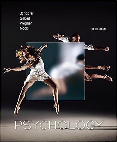 Psychology: second european edition ebook: daniel schacter, daniel.
