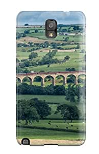New Style Tpu Note 3 Protective Case Cover/ Galaxy Case - Arthington Viaduct