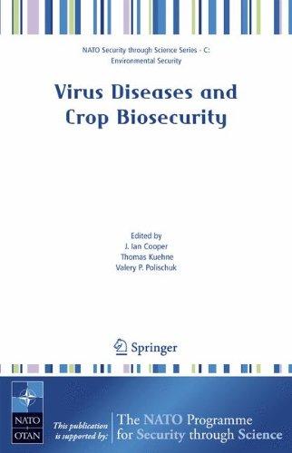 Virus Diseases and Crop Biosecurity (Nato Security through Science Series C:) pdf epub