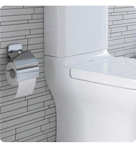 Hansgrohe 41508000 Puravida Paper Roll Holder, Chrome by Hansgrohe (Image #4)