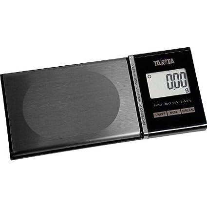 Tanita profesional Mini escala 1479j con capacidad de 200 G 0,01 G graduación 6
