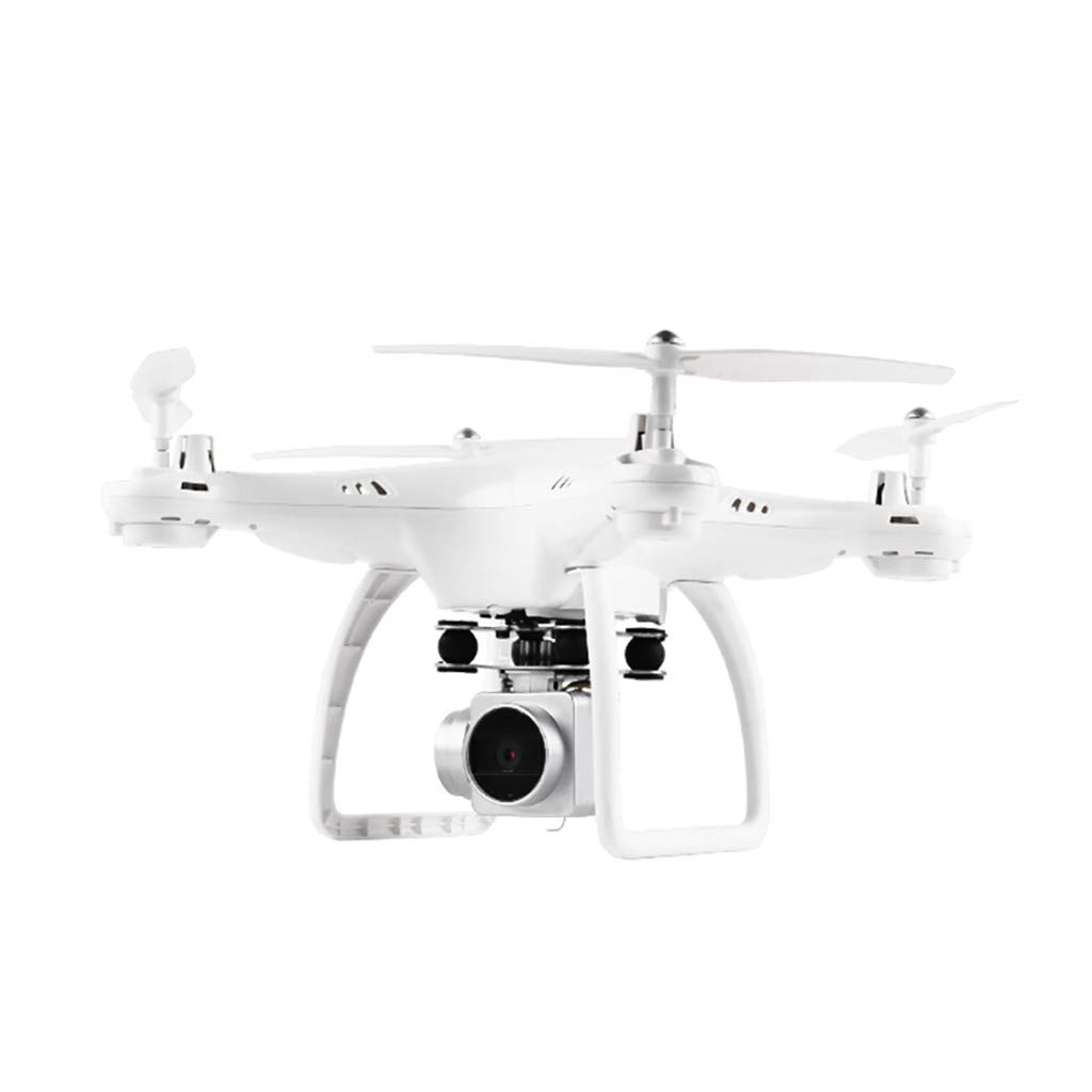 MOZATE HJ18W 2.4Ghz FPV WiFi 1080P HD Camera Remote Control RC Quadcopte Selfie Drone (White) by MOZATE (Image #1)
