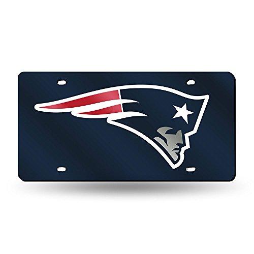 New England Patriots Logo Plate - 6