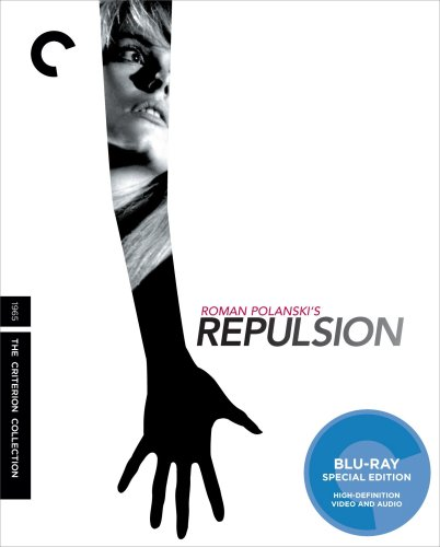 Blu-ray : Repulsion (Criterion Collection) (Black & White, Special Edition, Widescreen)
