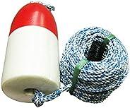 KUFA 100' Non-Lead Sinking line & 11'' Red/White Fl