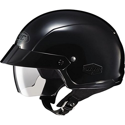 2014 Hjc Is-Cruiser Motorcycle Helmets - Black - 2X-Large by HJC Helmets