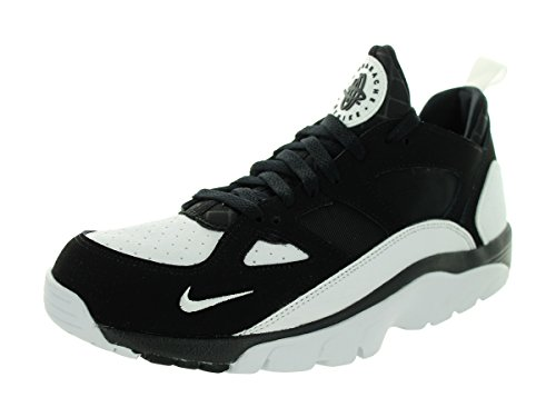 Trainer de Homme Noir Noir Noir Chaussures NIKE Air Huarache Blanc Top Running Blanc Entrainement Schwarz Low Noir fwSFBx