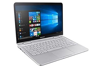 "Samsung NP930QAA-K01US Notebook 9 13.3"" 2 in 1 Laptop (Light Titan)"