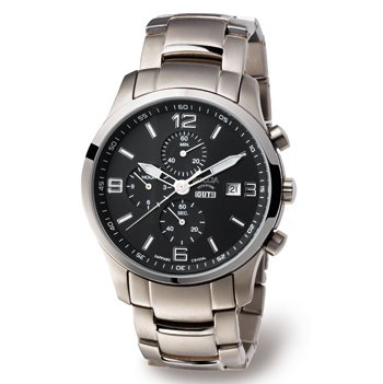 Boccia Sport 3776-04 Gents Watch with Metal Strap