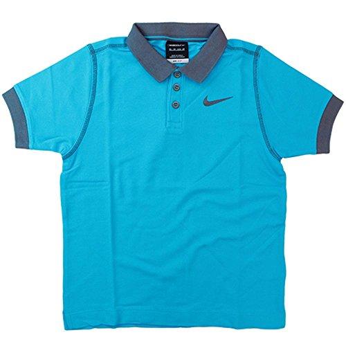 (ナイキ ゴルフ) NIKE GOLF キッズ トップス DRI-FIT 半袖 ポロシャツ 407253