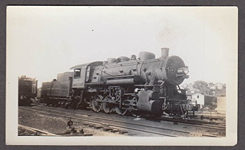 lroad 0-8-0 #7372 locomotive photo at Hudson NY 1939 ()
