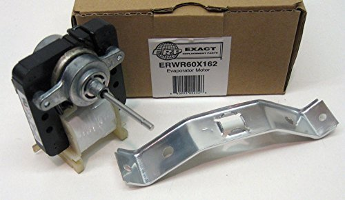 Kenmore Replacement Refrigerator Evaporator Fan Motor Assembly WR60X162 by Replacement for