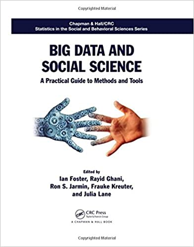 Amazon big data and social science a practical guide to amazon big data and social science a practical guide to methods and tools chapman hallcrc statistics in the social and behavioral sciences fandeluxe Gallery