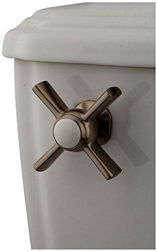 Kingston Brass KTZX8 Millennium Toilet Tank Lever, Satin Nic
