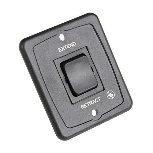 Solera 285500 Power Awning Switch Kit-Black