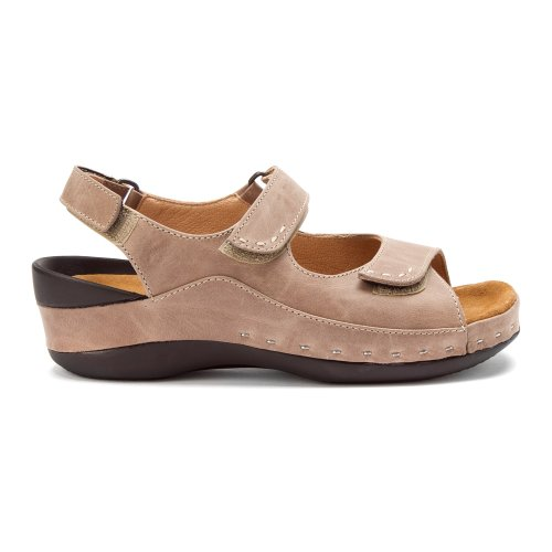 Women's M Leather 42 Wolky Cartago Cloggy Beach Sandal EU zwnO1dq