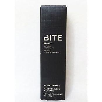 Bite Beauty Agave Lip Mask 99% Natural (.52 oz) *SEALED*