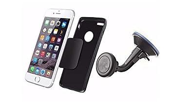 "Soporte Magnético""Universal""de Coche con Ventosa para""Teléfonos Móvil,Tablet o"