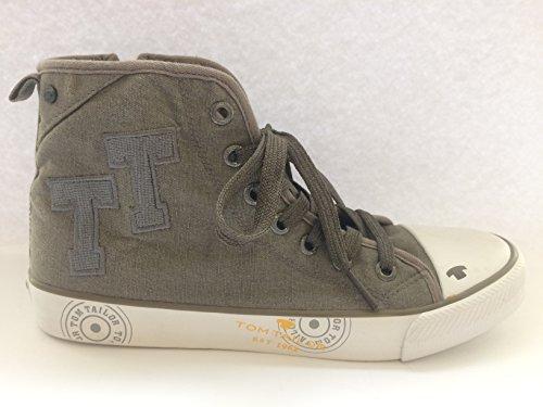 Tom Tailor Jungen Sneaker 2772905 khaki Gr. 37, 44,95