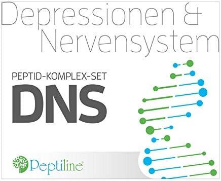 Depresión y sistema nervioso – Juego de complejo péptido ...