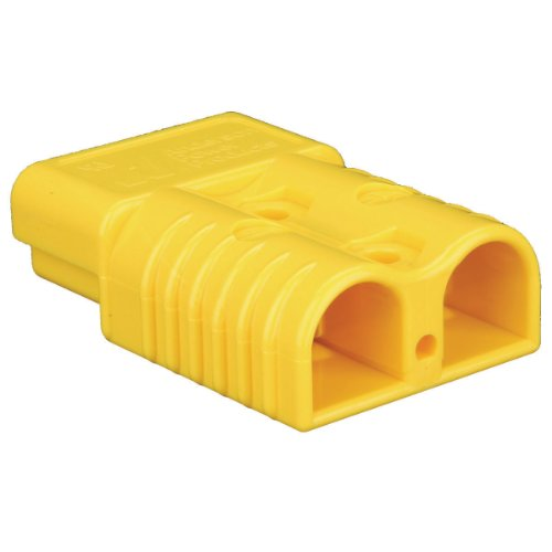 Install Bay SB175 Large Gauge Anderson Connectors 1 Gauge Yellow, Each