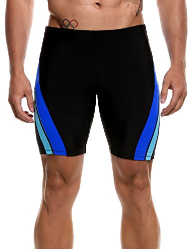 HOTOUCH Men s Splice Jammer Swimsuit product image