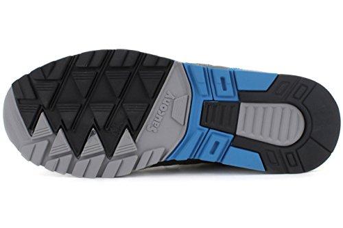 Saucony Grid SD Zapatillas de running para hombre Gris