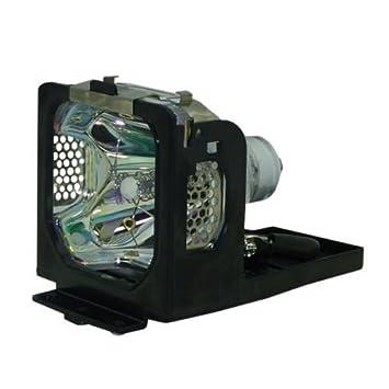 Brillante lámpara de proyección vivienda para Canon lvx2 Proyector ...