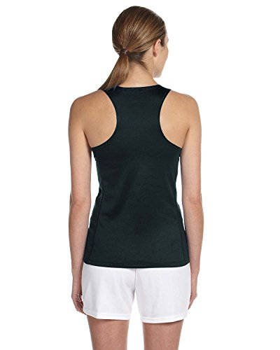 New Balance Womens Tempo Running Singlet (Black) (Medium)