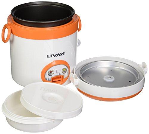 Livart Rice Cooker/Warmer 1 Cup L-001 by Livart (Image #1)
