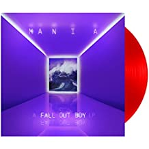 Fall Out Boy-Mania-Exclusive Red Vinyl (Explicit)