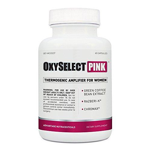 OxySelect rose - meilleure perte de poids suppléments pour femmes - brûleur de graisse pour les femmes - régimes amaigrissants pour les femmes