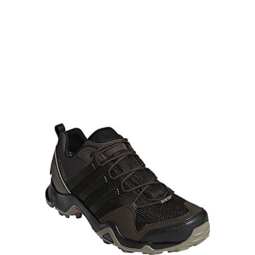 Brown outdoor adidas GTX Brown AX2R Terrex Mens Simple Night Black Shoe 01w1Hqd