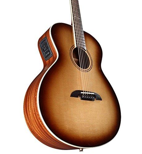 tist Series Baritone Shadowburst Acoustic Electric Guitar ()