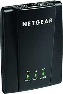 Netgear WNCE2001 - Adaptador universal compacto para convertir dispositivos en WiFi N300 (TV, consola, reproductor Blue-ray)