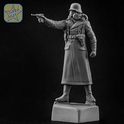 northstarmodels 54 mm Wir kommen in Frieden – Nazi from the Moon B07DY26TXG
