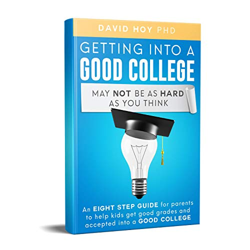 Getting Into A Good College May Not Be As Hard As You Think!