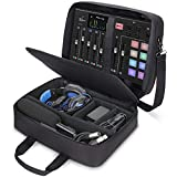 USA Gear RODECaster Pro Case with Scratch-Resistant