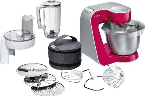 Bosch MUM54420 Styline Colour - Robot de cocina con bolsa de accesorios...