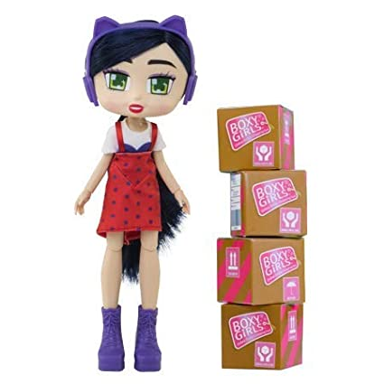 bfff90b7436 Amazon.com  NS Kids Girls Dolls (1) Boxy Girls Riley