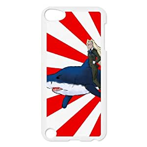 Hellsing iPod Touch 5 Case White gift zhm004-9281670